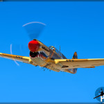 Planes of Fame Museum's P-40N Warhawk
