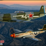 Planes of Fame Museum's Yak-3 & P-51D Mustang