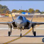MCAS Yuma Airshow 2015 - F-35 Lightning II