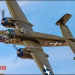 LA County Airshow - B-25 Mitchell