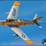 LA County Airshow - F-86F Sabre