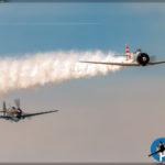 LA County Airshow - P-40 Warhawk & Tora Zero