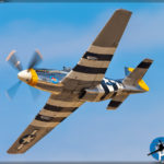 LA County Airshow - P-51D Mustang