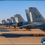 MCAS Miramar Airshow 2016 - F/A-18A Hornets