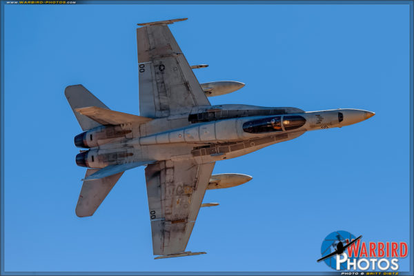 MCAS Miramar Airshow 2016 - F/A-18A Hornet