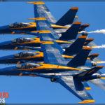 MCAS Miramar Airshow 2016 - USN Blue Angels