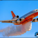Nellis AFB Airshow - DC-10 Tanker Air Carrier