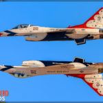 Nellis AFB Airshow - USAF Thunderbirds