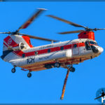 Canyon Fire - CH-47D Chinook
