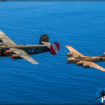Collings Foundation - B-17G Flying Fortress & B-24J Liberator