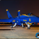 JFTB Los Alamitos - USN Blue Angels