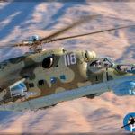 Nellis AFB Airshow 2017 - MI-24 Hind
