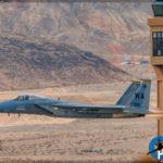 Nellis AFB Airshow 2017 - F-15 Eagle