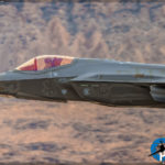 Nellis AFB Airshow 2017 - F-35A Lightning