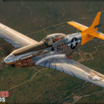 Air to Air - P-51D Mustang 'Spam Can/Dolly'