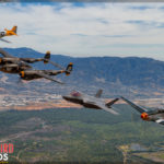 US Air Force Heritage Flight