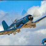 Planes of Fame Airshow 2017 - FG-1D Corsair