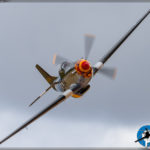 Planes of Fame Airshow 2017 - P-51D Mustang