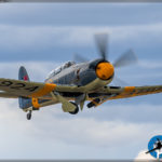 Planes of Fame Airshow 2017 - Sea Fury T Mk20