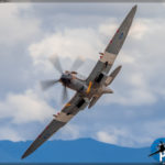 Planes of Fame Airshow 2017 - Spitfire Mk XIV
