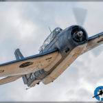 Planes of Fame Airshow 2017 - TBM-3E Avenger